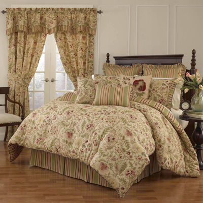 Waverly® Imperial Dress Antique 4-pc. Comforter Set