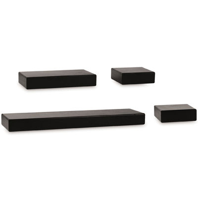 Melannco® 4-pc. Floating Shelf Set