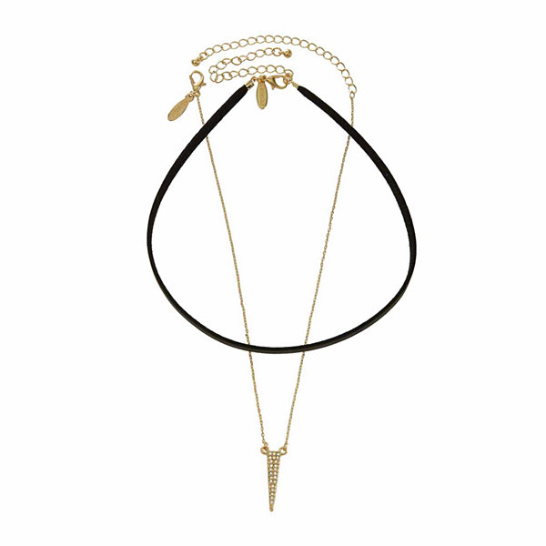 Natasha Accessories Mini Choker