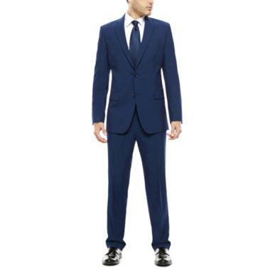 jcpenney.com   JF J. Ferrar® Blue Stretch Suit - Classic Fit