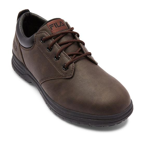 Fila® Memory Blake Mens Slip-Resistant Shoes