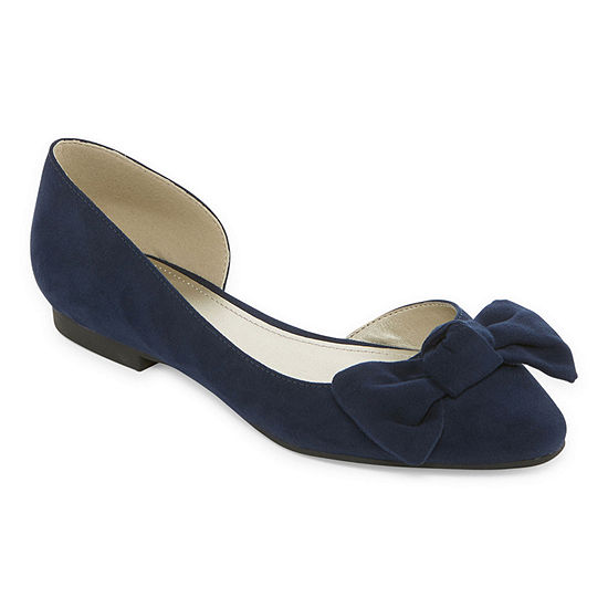 a.n.a Womens Dorothy Ballet Flats Closed Toe