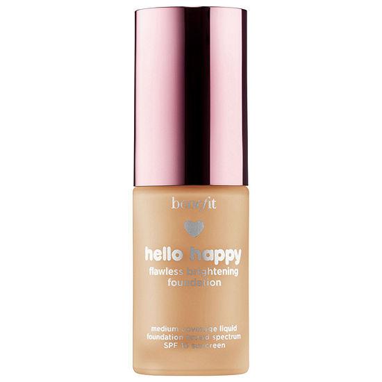 Benefit Cosmetics Hello Happy Flawless Brightening Foundation Mini