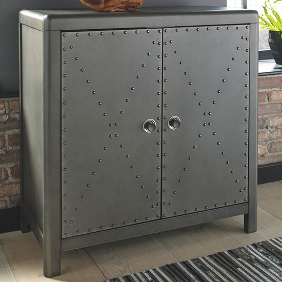 Signature Design by Ashley® Rock Ridge Accent Cabinet