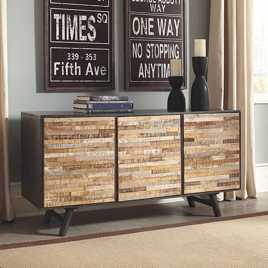 Signature Design by Ashley® Forestmin Accent Cabinet
