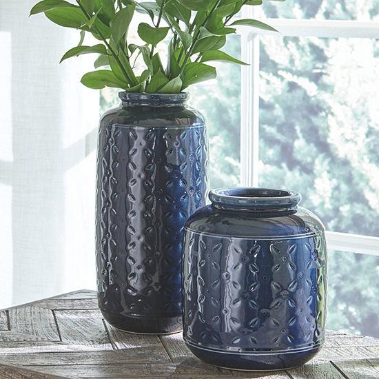 Signature Design by Ashley Marenda 2-pc. Vase