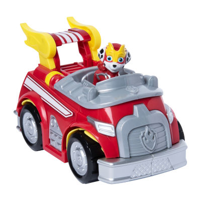 Mighty Pups Super S Chase'S Powered Up Cruiser Transforming Vehicle