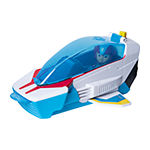 Paw Patrol Super Paws Mighty Pups Jet Command Center