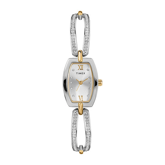 Timex Womens Two Tone Bracelet Watch - Tw2t58400ji