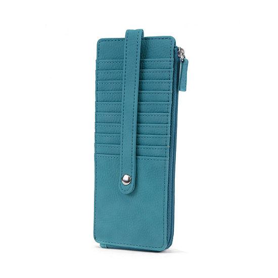 Mundi Slim Orgnanizer Card Case Traveler Wallet