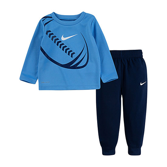 Nike Dri-Fit Football Toddler Boys 2-pc. Pant Set