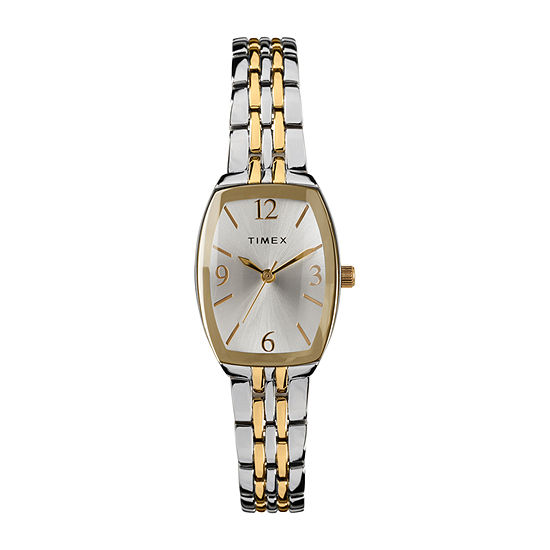 Timex Womens Two Tone Bracelet Watch - Tw2t50200ji