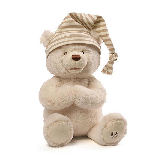 Gund Goodnight Prayer Bear