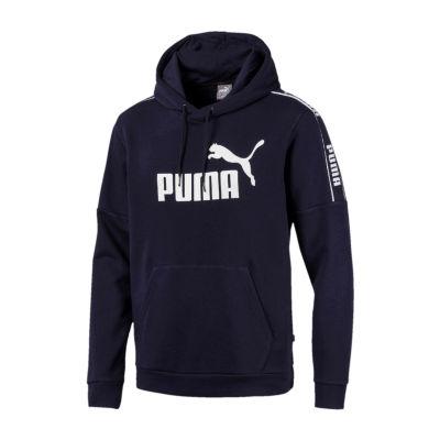 Puma Mens Long Sleeve Hoodie
