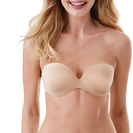 Maidenform Love The Lift Custom Lift Multiway Underwire Push Up Demi Strapless Bra-09417