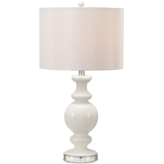 JCPenney Home™ Milk Glass Table Lamp