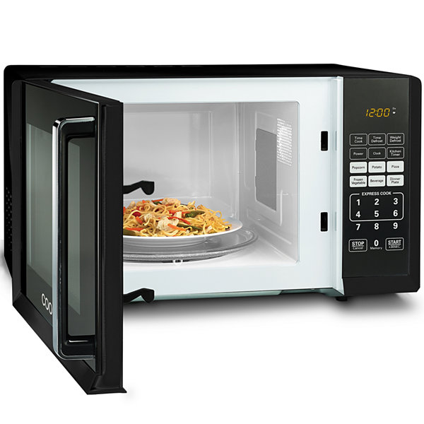 Cooks Microwave Oven 0.9 Cu. Ft.