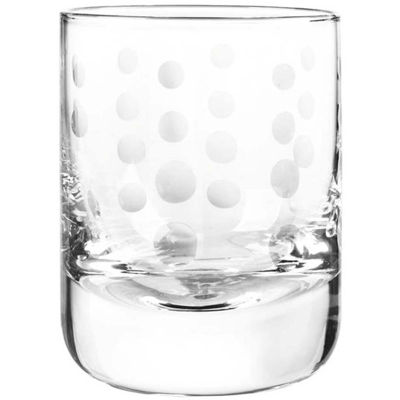 Qualia Galaxy Set of 4 Double Old-Fashioned Glasses