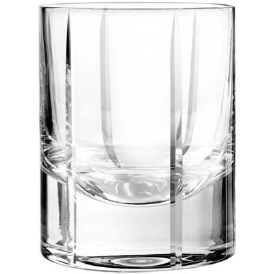 Qualia Trend Set of 4 Double Old-Fashioned Glasses