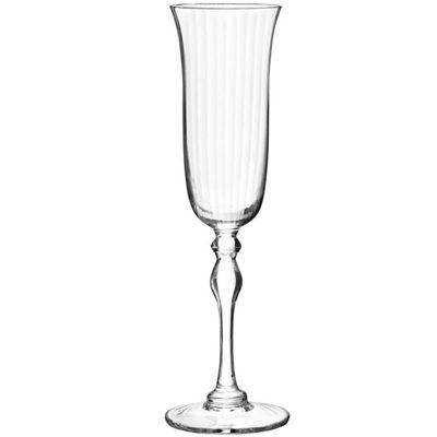Qualia Salem Set of 4 Champagne Flutes