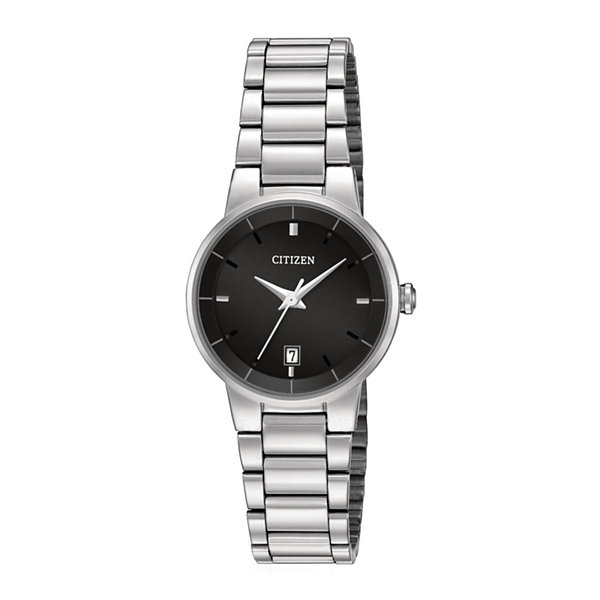 Citizen® Womens Stainless Steel Bracelet Watch EU6010-53E