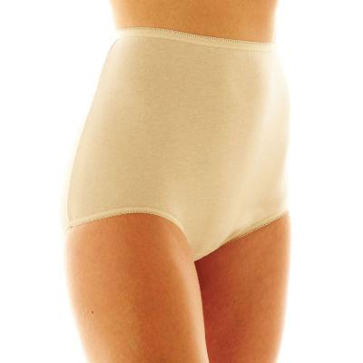 Underscore Cotton 3 Pair Knit Brief Panty 0218711