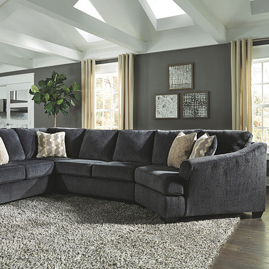 Signature Design by Ashley® Eltmann 3-Piece Sofa Sectional