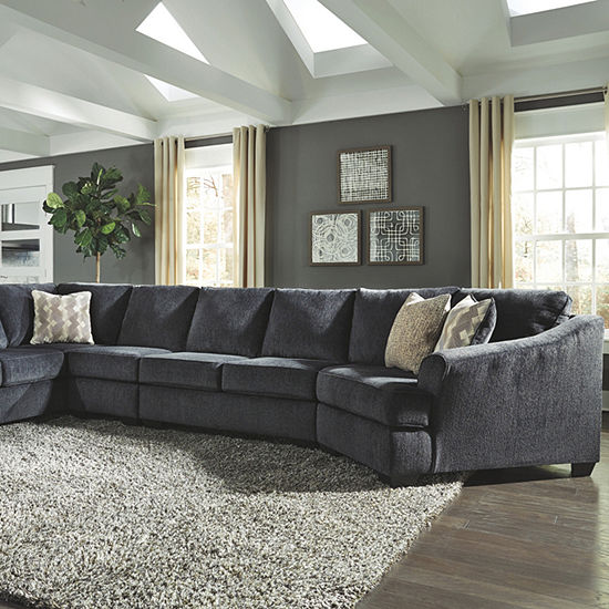 Signature Design by Ashley® Eltmann 4-Piece Sofa Sectional