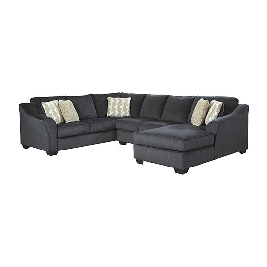 Signatue Design by Ashley® 3-Piece Chaise Sectional