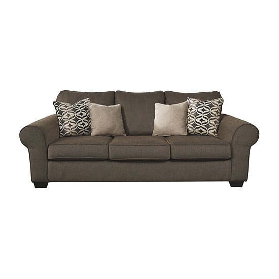 Signature Design by Ashley® Nesso Roll-Arm Sleeper Sofa