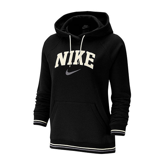 Nike Womens Varsity Fleece Long Sleeve Hoodie