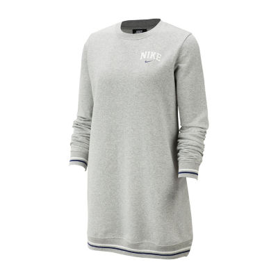 Nike Varsity Sweatshirt Dress by Nike