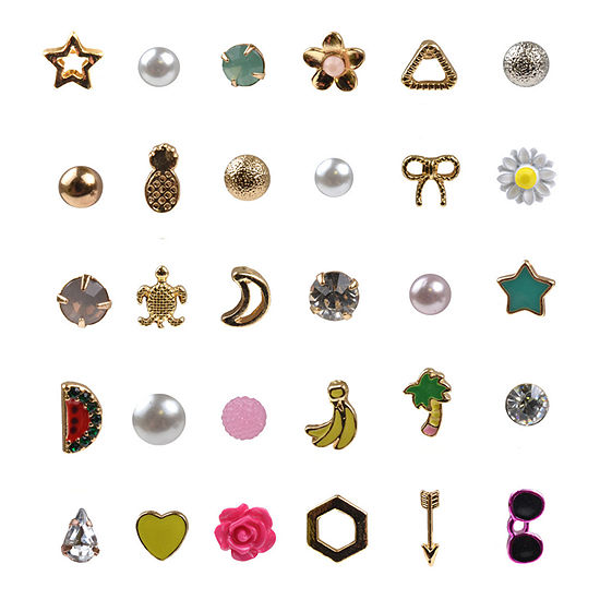 Decree Earring Set