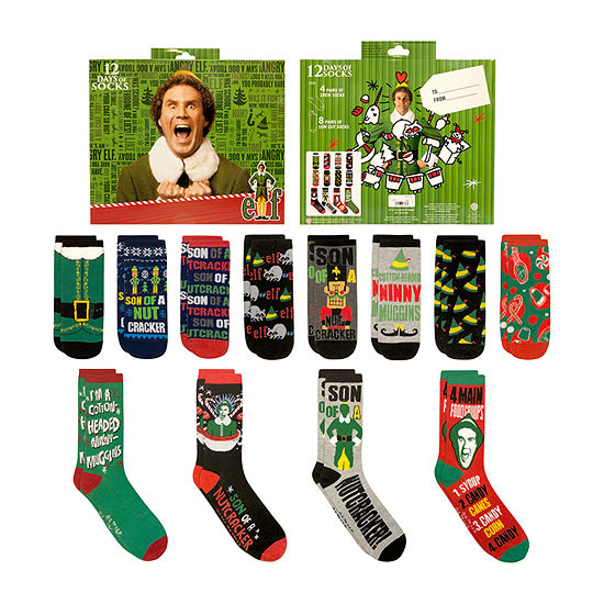 12 Days of Socks Elf - Men's
