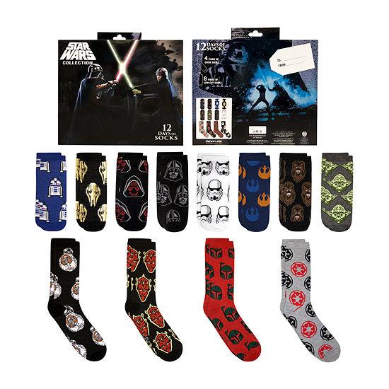 12 Days of Socks Star Wars - Men's