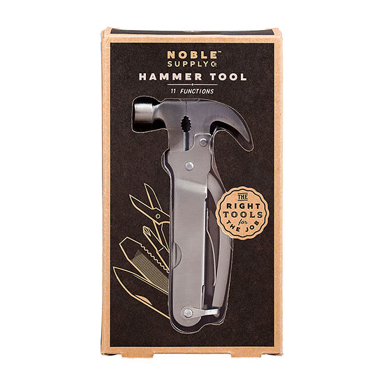 Noble Supply Co.™ 11 Function Hammer Tool