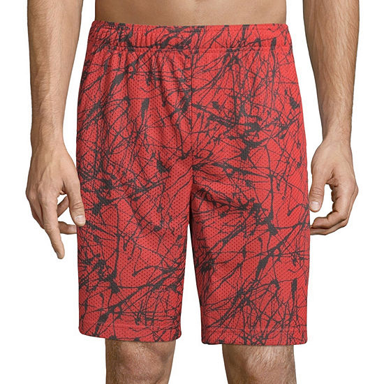 Xersion Mens Mid Rise Pull-On Short