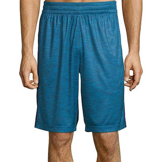 Xersion Mens Mid Rise Basketball Short