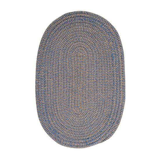 Colonial Mills Modern Trends Chenille Braided Oval Reversible Indoor Rugs