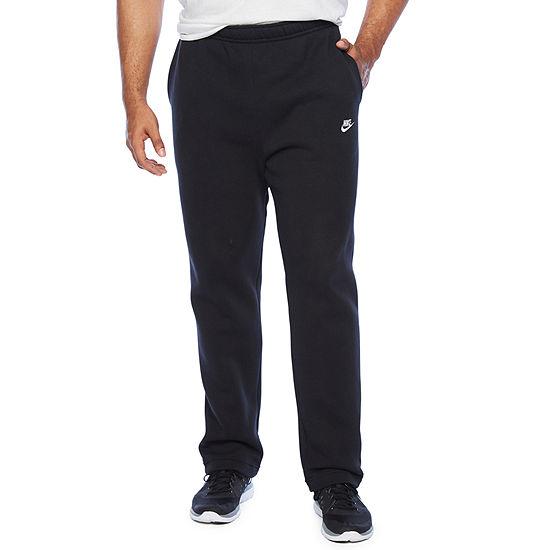 Nike Big and Tall Mens Open Hem Pant