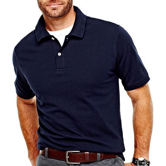 St. John's Bay Legacy Piqué Polo Shirt