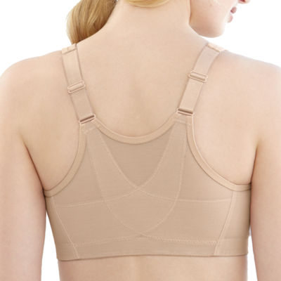 Glamorise Magiclift® Front-Hook Wireless Full Coverage Bra-1200