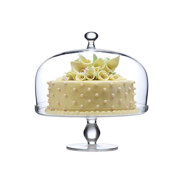 Michelangelo Collection By Luigi Bormioli Footed Cake Plate With Dome Lid  sc 1 st  JCPenney & Michelangelo Collection By Luigi Bormioli Footed Cake Plate With ...