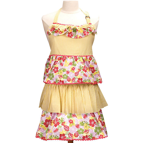 Adult Mommy & Me Yellow Apron