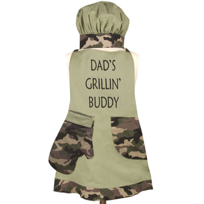 Kids' Dad's Grillin' Buddy 3-pc. Apron Set