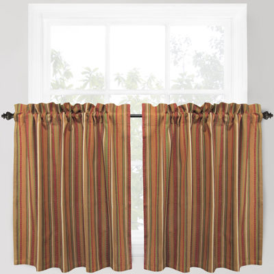 Park B. Smith® Raynier Rod-Pocket Window Tiers