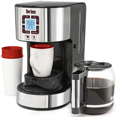 Brim Size-Wise SW30 Programmable Coffee Station