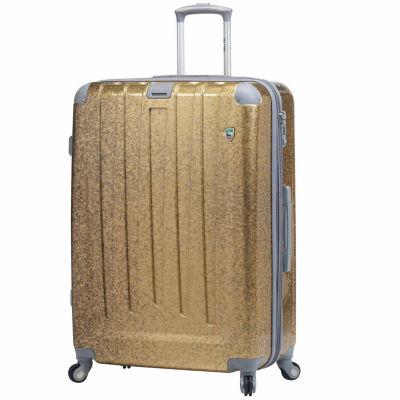 Mia Toro Italy Particella Hardside Luggage