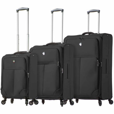 Mia Toro Italy Leggero 3-pc. Luggage Set