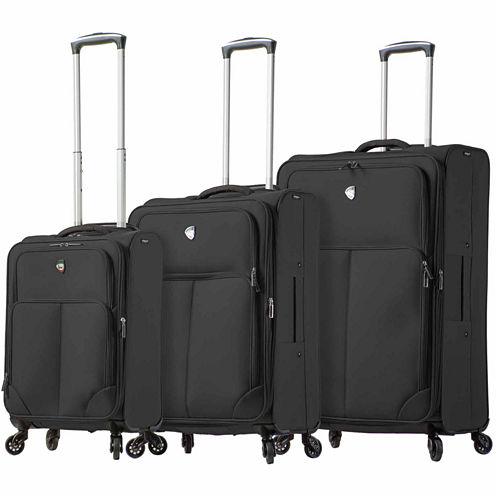 Mia Toro Italy Leggero 3-pc. Luggage Set